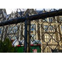 Wholesale Chain Link Wire Mesh Fencing, PVC Coated Chain Link Fences, Plastic Chain Link Fence from china suppliers