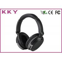 Wholesale 4.0 Bluetooth Headset Black Color , Portable Bluetooth Headset Noise Cancelling from china suppliers