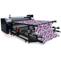 Quality 1.8M Rotary Printing Paper Roller Heat Transfer Machine Sublimation CE Approval for sale