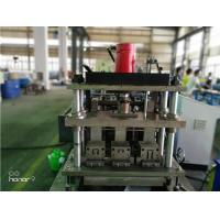 Wholesale 3 Rows Guide Rail Solar Roll Forming Machine for solar stands continues punching from china suppliers