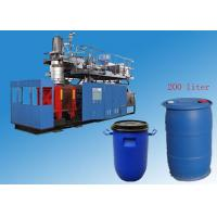 Wholesale Automatic Bottle Blowing Machine , PP PE Plastic Oil Drums Auto Blow Machine from china suppliers