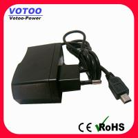 Wholesale 5V DC 2A switching Power Adapter with EU plug , external ac power adapter from china suppliers