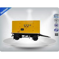 Wholesale 750Kva 50 Hz 3 Phase Silent Trailer Mounted Generator With Mecc - Alte Alternator from china suppliers