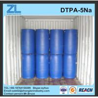 Wholesale 50% yellow DTPA-5Na liquid from china suppliers