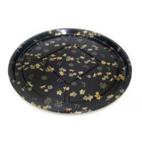 Wholesale Disposable Salad bowl PS Party tray with lid dia.328*H50mm from china suppliers