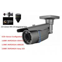 Wholesale Metal Housing  2.0MP 1080p Ahd Cctv Camera With 2.8 -12mm HD 2.0 Megapixel Lens from china suppliers