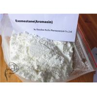 Wholesale Steroid Raw Powder White Anti Estrogen Exemestane Aromasin CAS 107868-30-4 from china suppliers