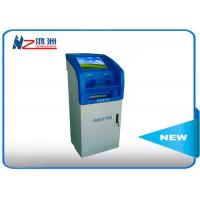 Wholesale WIFI 32 Inch touch screen bill payment interactive kiosk with digital signage from china suppliers