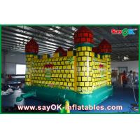 Wholesale Durable 0.45mm PVC Inflatable Jumping Castle Bouncer Trampoline Bounding Table from china suppliers
