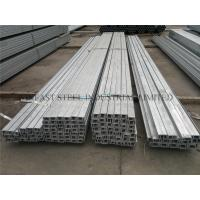 Wholesale Structure Stainless Steel C Channel 304 316L Corrosion Resistant from china suppliers