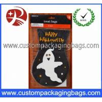 Wholesale Custom Biodegradable Plastic Treat Bags DIY Halloween Trick Or Treat For Boys from china suppliers