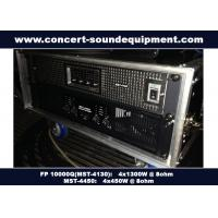 Wholesale FP 10000Q Class TD Audio Systems for Churches , High Power from china suppliers