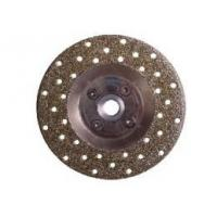 Wholesale Φ125mm Diamond Grinding Wheel With Flange , Electroplated Grinding Disc For Concrete from china suppliers
