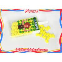 Wholesale Fresh Breath Lemon Sour Candy With Low Calorie Plastic Dispenser from china suppliers