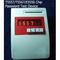 Wholesale T5557/T5567/E5550 chip card Password Test Device from china suppliers