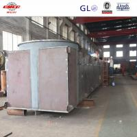 Wholesale AISI ASTM Customized Heavy Case Structure Metal Fabrication For Port Machinery from china suppliers