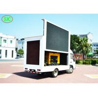 Wholesale Full color Outdoor p4.81 Mobile Truck LED Display 250mm*250mm Module Size from china suppliers