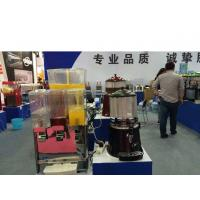 Buy cheap Automatic Smoothie Frozen Slush Machine / Refrigeration Industrial Slush Making Machine from wholesalers