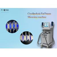 Wholesale Coolsculpting Cryolipolysis Slimming Machine For Beauty ABS Material from china suppliers