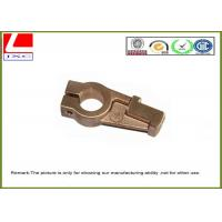 Wholesale High Precision CNC Machining Services Brass Forging Parts For Voyage Industry from china suppliers