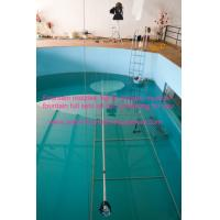 Underwater Observation Window Swimming Pool Accessories Rectangular And Round Shape