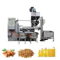 Wholesale High Oil Yield Cold Making Screw Oil Press Machine Hemp Oil Extraction Machine from china suppliers