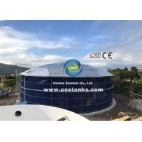 Wholesale Glass lined water storage tank comply with AWWA D103-09 design standard from china suppliers
