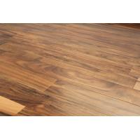 Wholesale Small Leaf Acacia Multi-layers Flooring; Asian Walnut engineered wooden floors from china suppliers
