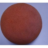 Buy cheap DN80 Concrete Pump Cleaning Ball Customized Logo wear resistant long life time from wholesalers