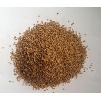 Light cork granules with 12~16 grids(1~2mm)