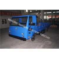 Buy cheap 72V Battery Voltage Electric Cargo Truck 8 Tons For Material Transport from wholesalers