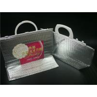 Wholesale Household Plastic Gift Bags With Handles , Plastic Carrier Bags Shock Resistance from china suppliers