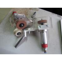 Quality Handheld Manual Low - E Glass Edge Deletion Machine Pneumatic Control System for sale
