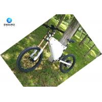 Wholesale High Speed 19 Inch Enduro Motorbikes With SRAM Handerbar 45-65km from china suppliers