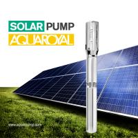 Buy cheap HYBRID SOLAR PUMP 5SP15/3 | MAX FLOW 30.6M3 | MAX HEAD 41M | AUTO AC/DC from wholesalers