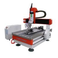 Wholesale Desktop 4 Axis 6090 CNC Router  Engraving Machine for Wood Metal Stone from china suppliers