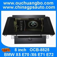 Wholesale Ouchuangbo car radio gps navigation BMW X5 E70 X6 E71 E7 8 inch HD digital touch screen SD from china suppliers