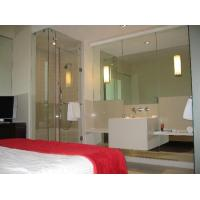 Wholesale Hotel Shower Room Self Cleaning Glass Anti Bacteria EN12150 Standards from china suppliers