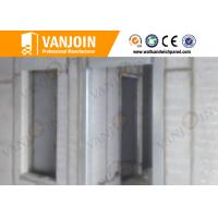 Fireproof  Insulation Precast Concrete Wall Panels for Villa Flat Building