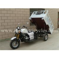 Wholesale Cargo Box Three Wheel 250CC Motor Tricycle Optional Color >30 ° Climbing Capacity from china suppliers