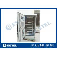 Wholesale Custom Galvanized Steel Outdoor Power Enclosure Equipment Rack Cabinet from china suppliers