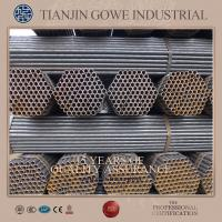 Wholesale Cuplock System Scaffolding steel pipe Black Surface Treatment from china suppliers