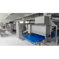 Wholesale Industrial Flat Bread Production Line 800mm Width With Various Bakery Solution from china suppliers