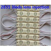 Quality New design smd 2835 injection LED module with lens for channel letter for sale
