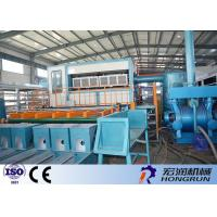 Wholesale Waste Paper Raw Material Apple Tray Making Machine / Egg Tray Forming Machine from china suppliers