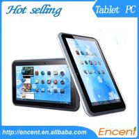 Buy cheap 7inch Full Function Tablet PC with 3G Dual SIM /Bluetooth/GPS 1024*600 (NU-705) from wholesalers