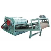Quality Density wood board crushing machine/wood template machine for chips for sale