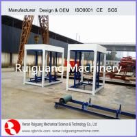 Wholesale high efficiency automatic concrete block machine from china suppliers