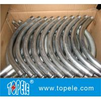 Wholesale UL Listed 90 Degree EMT Conduit And Fittings Pre-galvanized Steel EMT Conduit Elbows from china suppliers