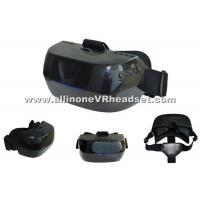 Wholesale Mini HDMI 3D Virtual Reality Glasses , 4000mAh Battery Wireless VR Headset from china suppliers